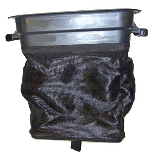 - Set Of 2 Husqvarna OEM Poulan AYP Craftsman 532400226 Soft Grass Bag
