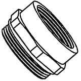 Metric ISO to NPT 1/2 Thread Adapter, Pack of 10