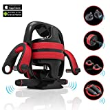 Multi Home Gym, Move It Smart Personal Trainer, Smart Phone App Assistant Keep Track Exercises, Correct Exercise From, Peer Challenge ABS rubber black, by LC Prime Review
