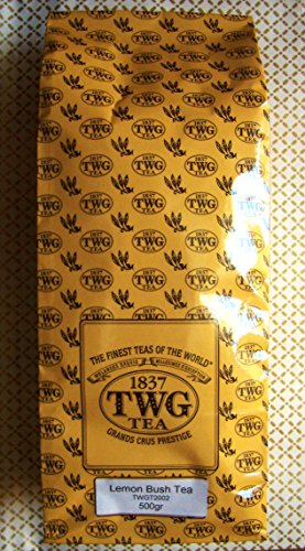 TWG Tea - Lemon Bush Tea (TWGT2002) - 17.63oz / 500gr Loose Leaf BULK BAG by Unknown