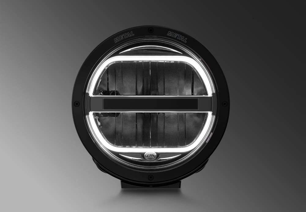 Hella Luminator 1F8 016 560-011 Headlight LED Metal