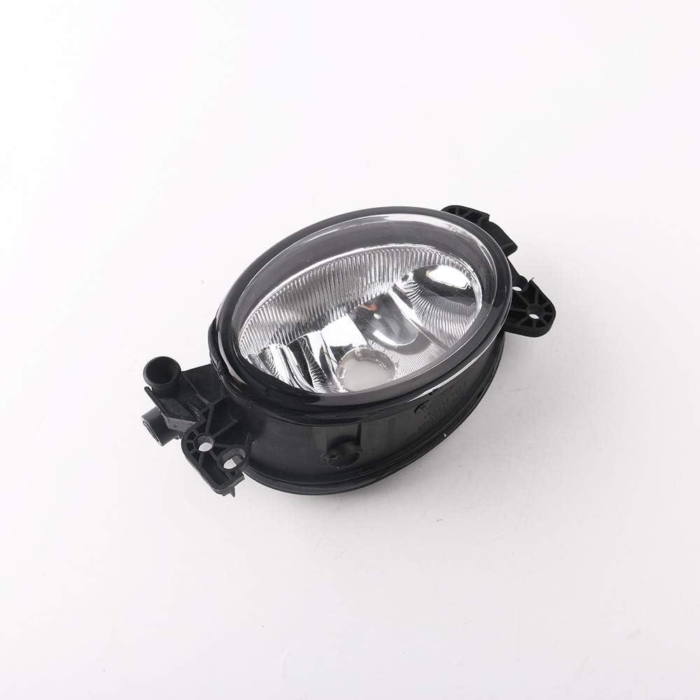 WarriorsArrow Fog Lights Lamps Bulb Right for 2007-2009 Ben-z W211 E350 E550 A1698201656