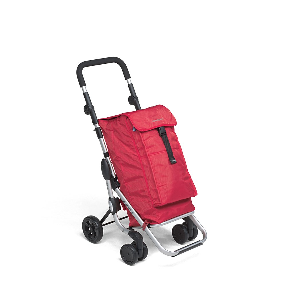 Foppapedretti Go Up Chariot de course rouge 9702000300