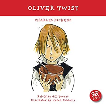 Oliver Twist (Audio Download): Amazon.co.uk: Charles Dickens, Gill ...