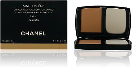MAT LUMIERE compact #40-sable 13 gr ORIGINAL: Amazon.es: Electrónica