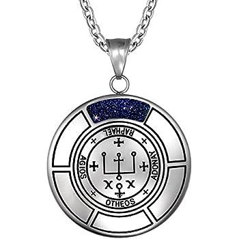 Amazon Sigil Of Archangel Raphael Magic Medallion Angel Amulet