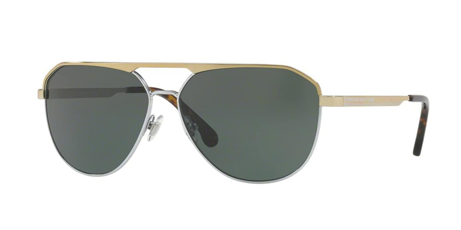 Sunglasses Brooks Brothers BB 4044 S 168471 GOLD/SILVER at ...