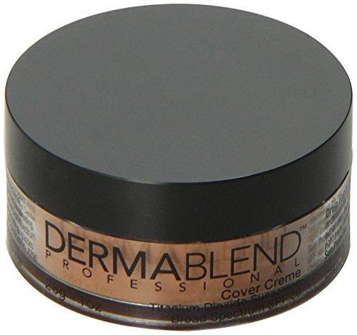 Dermablend Cover Foundation Creme SPF 30, Olive Brown Chroma, 1 Ounce by Dermablend (Dermablend Creme Kit)