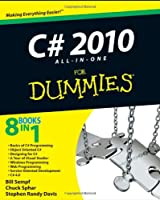 C# 2010 All-in-One For Dummies Front Cover