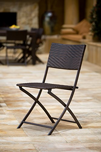 RST Brands Bistro Patio Furniture, 3-Piece