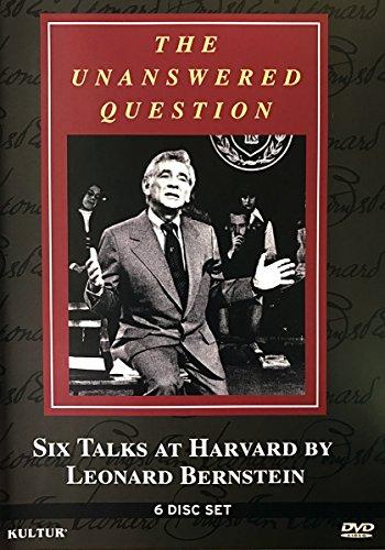 The Unanswered Question - Six Talks at Harvard by Leonard (Leonard Bernstein Dvd)