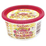 Sue Bee Honey Spun Honey, 16 Ounce -- 12 per case.