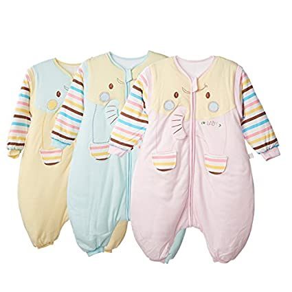 Saco de dormir bebe sleeping bag baby bebé gruesa bebé dormir sacos de dormir piernas contra