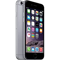 Apple iPhone 6, Fully Unlocked, 64GB - Space Gray (Refurbished)