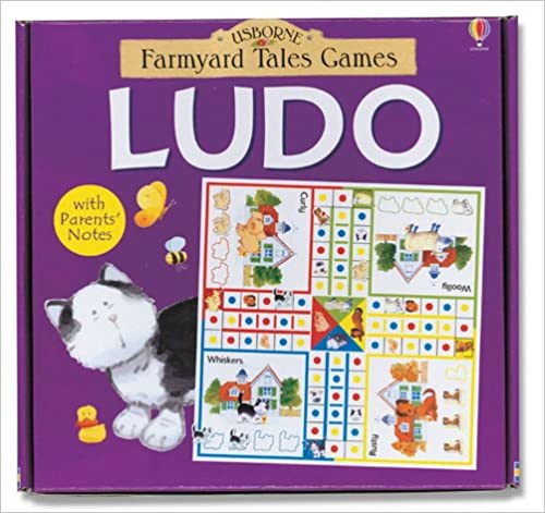Ludo [with Dice And Gameboard] Descargar PDF
