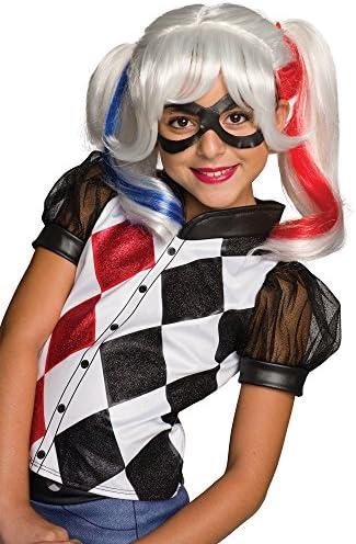 Kids harley quinn costume _image4