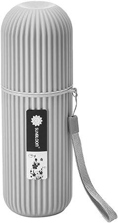 Zara WebsterZar Caja de Almacenamiento para cepillos de Dientes, portátil, para Viaje, Cepillo de Dientes, Estuche de Viaje, Campamento, Caja de Almacenamiento para cepillos de Dientes: Amazon.es: Hogar