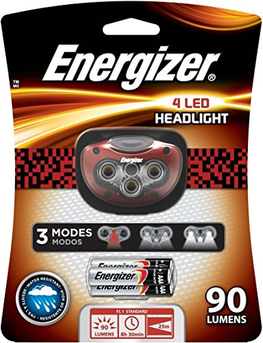 Energizer 30039800064814 P 4 LED Headlight