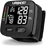 Blood Pressure Monitor-Wrist Accurate Automatic Digital bp Monitor with Large LCD Backlight Display and Includes…