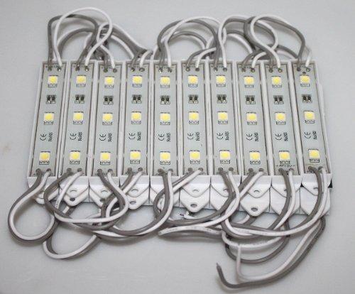 5050 white led module - 9
