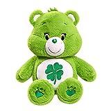 Just Play Care Bear Medium Plush - Good Luck Bear