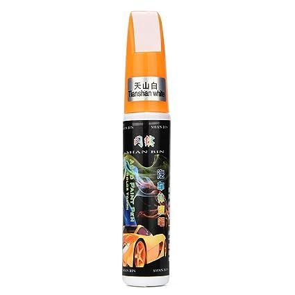 Auto Car Coat Paint Pen Touch Up Scratch Clear Repair