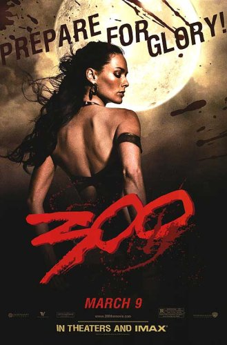 """300 - Authentic Original 24"""" x 36"""" Movie Poster"""