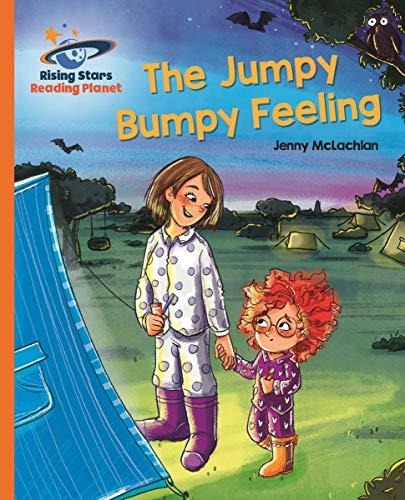 Reading Planet - The Jumpy Bumpy Feeling - Orange: Galaxy (Rising Stars Reading Planet) (English Edition)