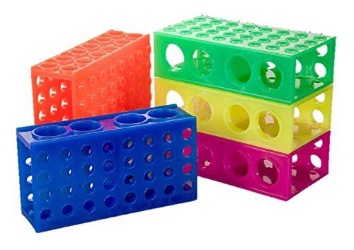 Neta Scientific 4-way Flipper Rack, Assorted Colors