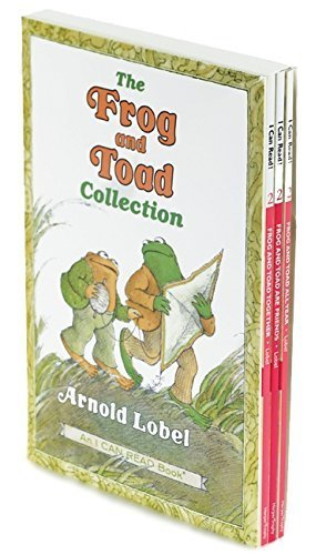 Frog Toad Collection Box Set (The Frog and Toad Collection Box Set (I Can Read Level 2) by Arnold Lobel (2004-05-25))