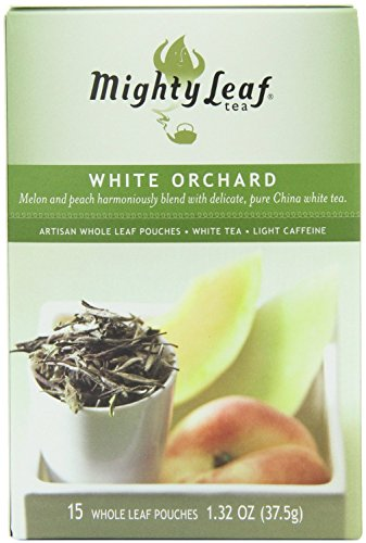 (Mighty Leaf Tea, White Orchard--(Pack of 6) )