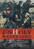 img - for Unholy Rebellion: The Civil War Diary of Charles Adam Wetherbee book / textbook / text book