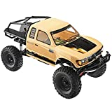 #4: Axial Trail Honcho Off-Road Electric RC Rock Crawler Rtr, Tan