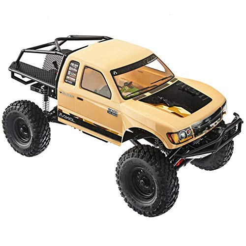 Axial Trail Honcho Off-Road Electric RC Rock Crawler Rtr, Tan