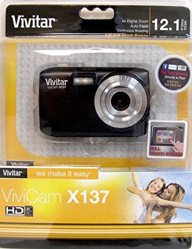 Vivitar 12.1MP Digital Camera