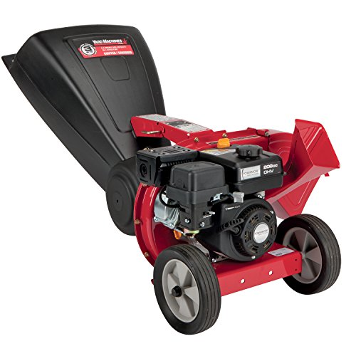 - Yard Machines 208cc Chipper Shredder