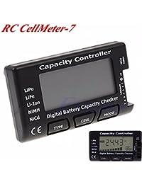 PickUp 1 Piece Digital Battery Capacity Checker RC CellMeter 7 For LiPo LiFe Li-ion NiMH Nicd discount