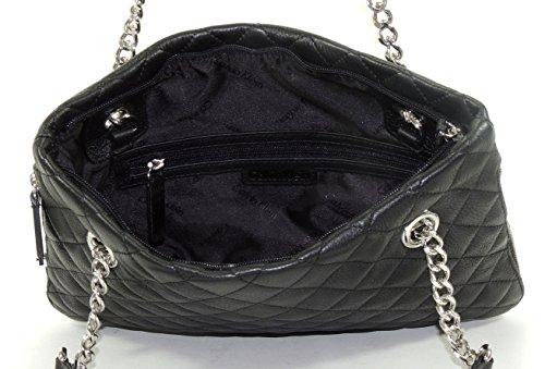 Calvin Klein Quilted Genuine Leather Work Evening Shoulder Bag ... : calvin klein quilted purse - Adamdwight.com
