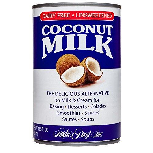 COCONUT MILK, 12 x 13.5 OZ