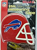 DuraPRO NFL Buffalo Bills 25 Foot Team Helmet Measuring Tape, NEW