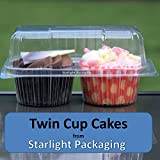 Twin Cup Cake Clams by star