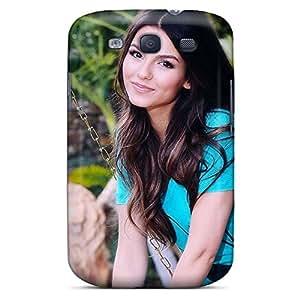 samsung galaxy s3 Skin mobile phone case Protective Stylish Cases Series victoria justice boyfriendl