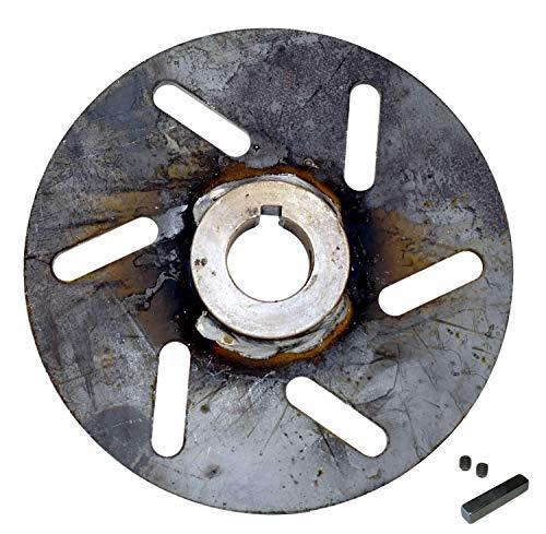 Airheart Go-Kart Brake Disc - 6in.
