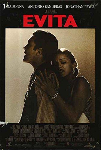 Evita - Authentic Original Movie Poster