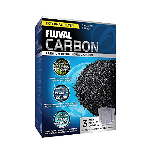 Fluval Carbon Filter Media for Aquariums