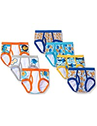 Toddler Boys' Nemo 7pk Underwear