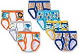Disney Toddler Boys' Nemo 7pk Underwear, Assorted, 4T