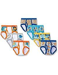 Disney boys Toddler Boys Nemo Toddler 7pk Underwear