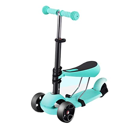 Patinete Little Kids Three Wheel Kick Scooter 4 Altura ...