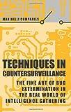 Techniques in Countersurveillance, Martinelli Company Staff, 1581600208